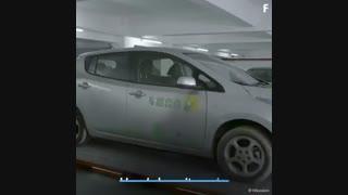 پارکینگ عمومی مکانیزه در چین