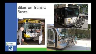 وبینار مطالعه موردی دستورالعمل اتصال مسیرهای عابر پیاده و دوچرخه به حمل و نقل عمومی