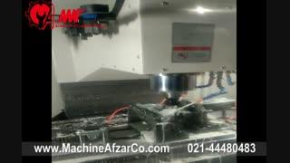 فرز CNC سی ان سی VM1103SP ماشین افزار اذربایجان
