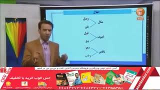 تدریس مبحث اعلال عربی کنکور - استاد مصطفی آزاده - موسسه ونوس
