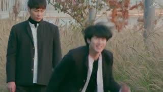 موزیک ویدیو کره ای sweet dream از هیچول و کیونگ هون با حضور افتخاری تیم knowing brother