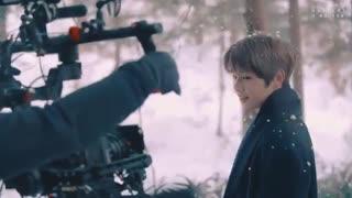 پشت صحنه ی موزیک ویدیو جدید Davichi با بازی فوق العاده ی Kang Daniel