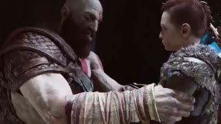 تریلر داستانی بازی «خدای جنگ 4»