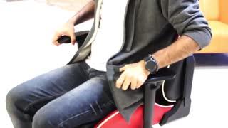 پیشنهاد یک دقیقه ای: صندلی DxRacer سری King