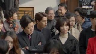 قسمت پانزدهم سریال کره ای شوالیه سیاه – The Black Knight 2017 - با زیرنویس فارسی