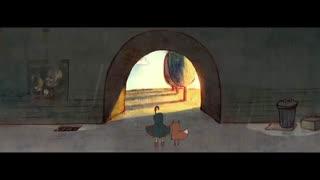 انیمیشن صدای باران