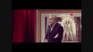 شوخی های مهران مدیری با انتخابات در ایران