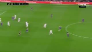 بازی کامل بارسلونا 2-1 آلاوس ( 9 بهمن 96 )