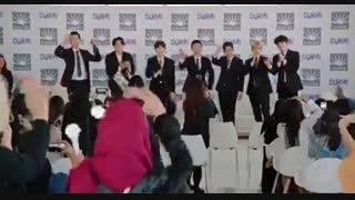 ویدیو از Exo تو دبی حتما ببینید! یکی از فنای ایرانیم اونجا بود( توضیحات)