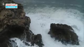 آدرنالین خالص در سواحل وحشی پرتغال