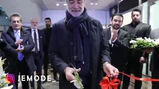 تیزر قسمت دهم ژمد حضور طراح معروف ایتالیایی در ایران