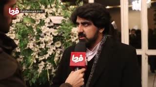 مطهر خانی: رضا مقدسی در حوزه مسائل انقلاب شوخی نداشت
