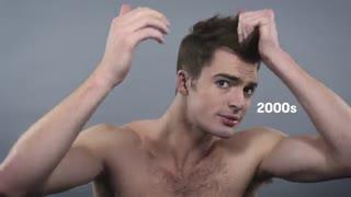 تغییر چهره مردان آمریکایی طی 100 سال اخیر