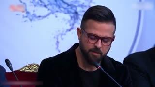 حاشیه های جنجالی نشست خبری فیلم مغزهای کوچک زنگ زده هومن سیدی در سی و ششمین جشنواره فیلم فجر
