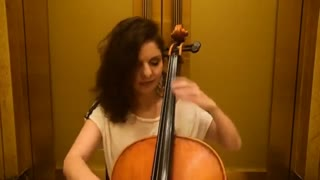 Major Lazer - Cold Water (cello Cover by Vesislava)