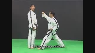 آموزش فرمهای  تکوان-دو ITF. فرم شماره سیزده-ٍEUI-AM