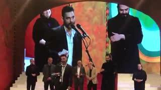 پیمان معادی جایزه ویژه هیات داوران جشنواره فجر 96