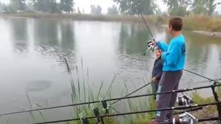 ماهیگیری با لنسر