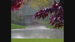 لحظات بارانی با موزیک ویدیو بسیار زیبا