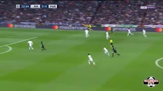 خلاصه فوتبال رئال مادرید 3-1 پاری سن ژرمن