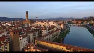 تصاویر هوایی زیبا از جاذبه های گردشگری ایتالیا