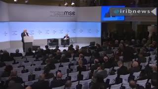 """پاسخ """"ظریف"""" به نمایش نتانیاهو/متن و حاشیه اجلاس مونیخ"""