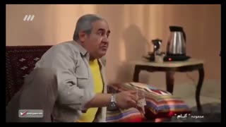 گاف عجیب صدا و سیما در سریال تلویزیونی آنام !