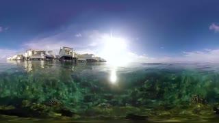ویدئو 360 جزایر مالدیوز
