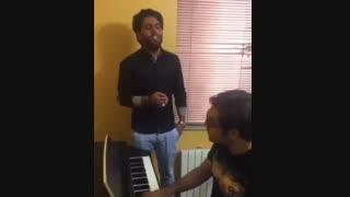 پیانو و آواز