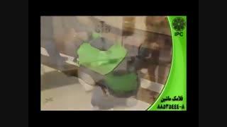 کاربرد دستگاه های اسکرابر یا زمین شوی در تظافت تالارها