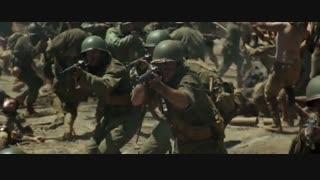 سکانس برتر فیلم Hacksaw Ridge 2016 (سه تیغ جهنمی)