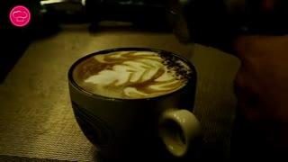 راه حل ـ طرز تهیه کافه لته (لاته)