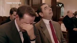 مستر بین  و  شرکت در مراسم خاکسپاری   - Mr Bean-The Funeral