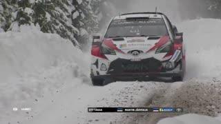 خلاصه مسابقات رالی WRC 2018