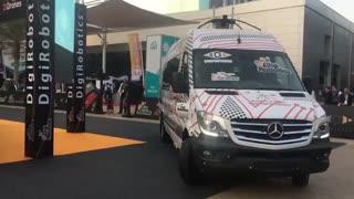 خودروهای خودران در جیتکس 2017