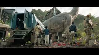تریلر فیلم Jurassic World Fallen Kingdom 2018