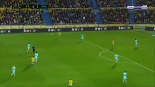 فول مچ بازی لاس پالماس 1-1 بارسلونا ( 11 اسفند 96 )