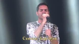 اجرای زنده آهنگ بعد تو  - محسن یگانه