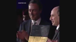 مراسم تحویل اولین  ایرباس 350/1000 جهان به ایرلاین قطری