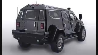 خودروی زره پوش Knight XV