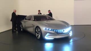 نمایشگاه ژنو 2018 : رونمایی از  Pininfarina HK GT  مفهومی