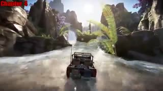 Uncharted: The Lost Legacy - Best Driver in the Business Trophy