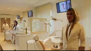 افتتاحیه کلینیک دندانپزشکی سیمادنت | دکتر داوودیان