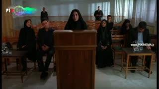 سکانس نمایش فیلم در دادگاه و اعترافات آوا