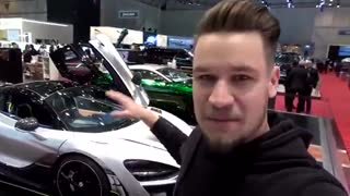 THE TOTALLY RIDICULOUS SUPERCARS OF GENEVA!!
