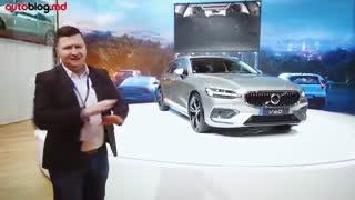 Geneva 2018: Standul Volvo - Polestar 1/XC40/Noul V60