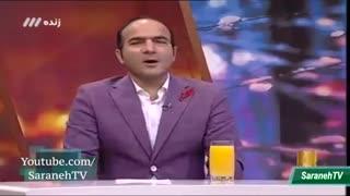 حسن ریوندی: رضا رشیدپور قبلا چوپان بوده حالا بوتاکس میکنه!