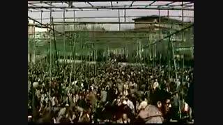 انفجار بمب در نمازجمعه تهران هنگام خطبه آیتالله خامنهای