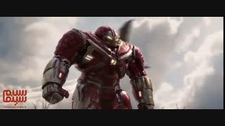 آنونس فیلم «انتقام جویان-جنگ ابدیت»(Avengers: Infinity War)