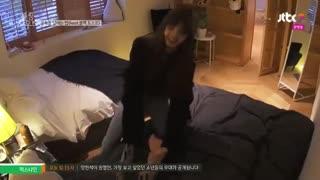 نحوه ی بیدار کردن جیسو توسط لیسا (بلک پینک) چرا کولش میکنی عاخه؟! زیرنویس فارسی چسبیده   blackpink - black pink - lisa - jisoo